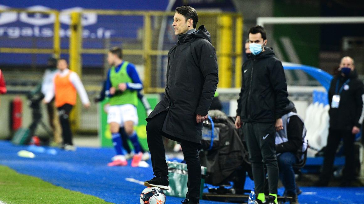 """Niko Kovac: """"Disse aos jogadores para levantarem a cabeça"""""""