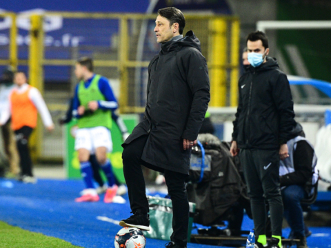 "Niko Kovac: ""I told the players to lift their heads"""