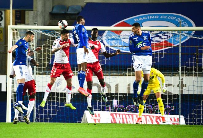 Highlights L1-J28 : RC Strasbourg 1-0 AS Monaco