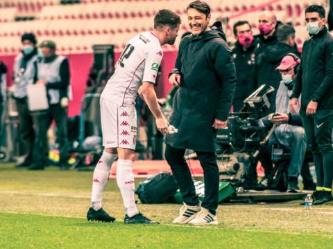 """Niko Kovac : """"Une belle réaction de la part de l'équipe"""""""
