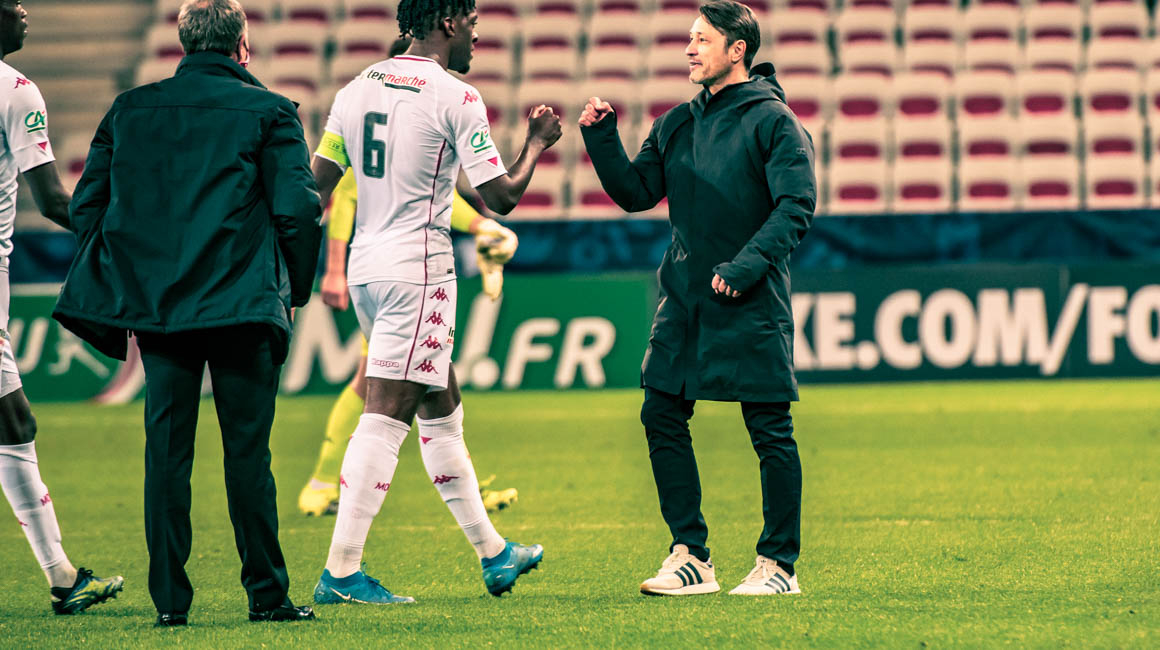 """Niko Kovac: """"A great reaction from the team"""""""