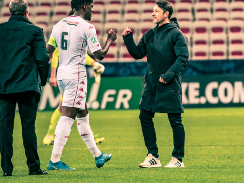 Нико Ковач: «Команда сумела хорошо ответить»