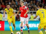 Aleksandr Golovin convoqué avec la Russie
