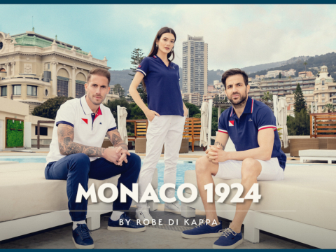"Discover the new collection from Kappa, ""Monaco 1924"""