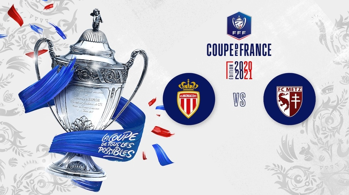 Le 8e de finale de Coupe face à Metz fixé au 6 avril à 18h45