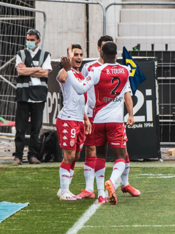 L1 : Angers SCO 0-1 AS Monaco