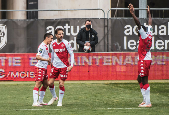 Highlights L1-J34 : Angers SCO 0-1 AS Monaco