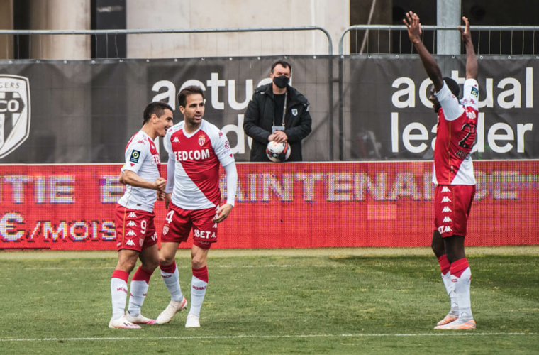 Highlights L1-J34 : Angers SCO 0-1 AS Monaco