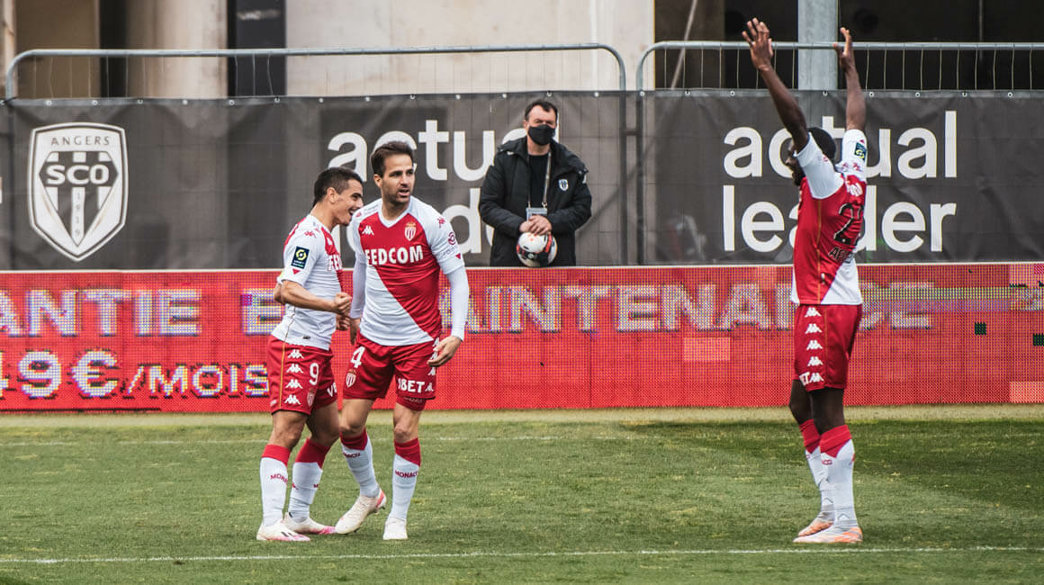 AS Monaco snatch three points with clinical ease in Angers