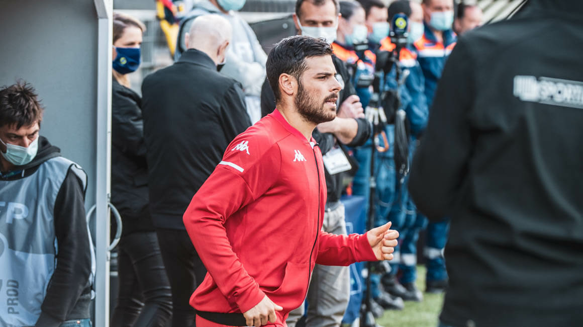 "Kevin Volland: ""I like the club and I feel very good here"""