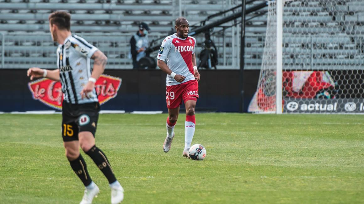 Djibril Sidibé dans l'équipe des Français du week-end