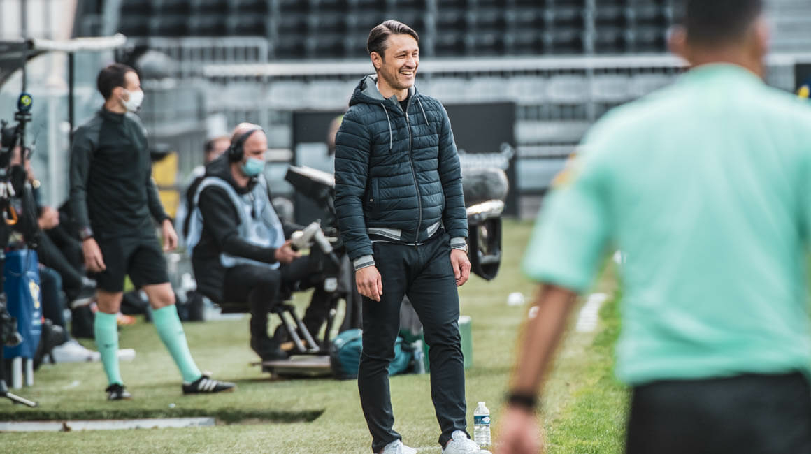 "Niko Kovac: ""Nobody expected AS Monaco to be at this level"""