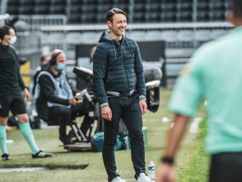 "Niko Kovac: ""Nobody expected AS Monaco to be at this level"""