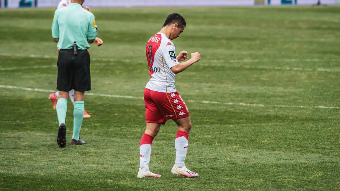 Wissam Ben Yedder MVP by IQONIQ contra o Angers