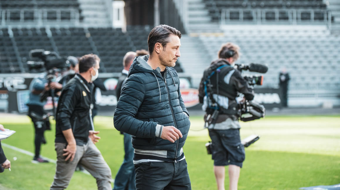 "Niko Kovac: ""Everything that happens now is a bonus for us"""