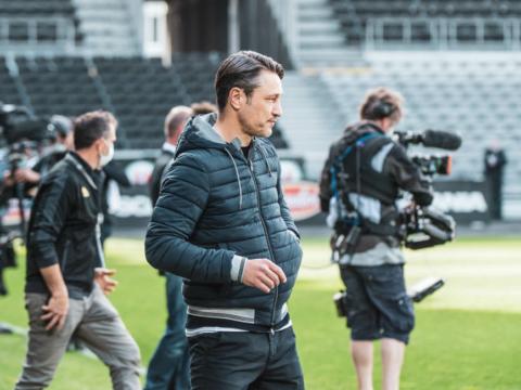 """Niko Kovac: """"Tudo o que acontecer agora será um bônus para nós"""""""
