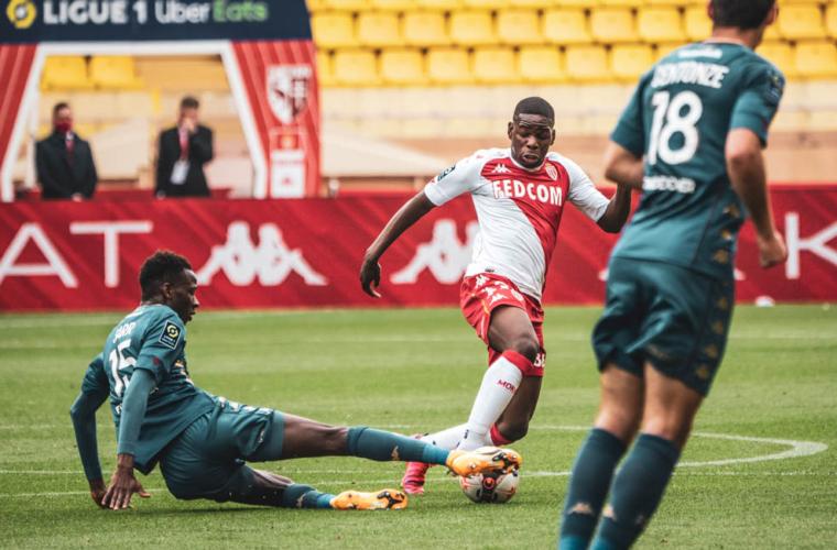 L'AS Monaco, 3e équipe du Big 5 à faire le plus confiance aux jeunes