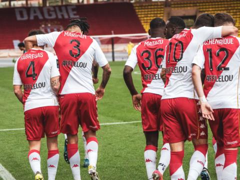 L1 : AS Monaco 4-0 FC Metz
