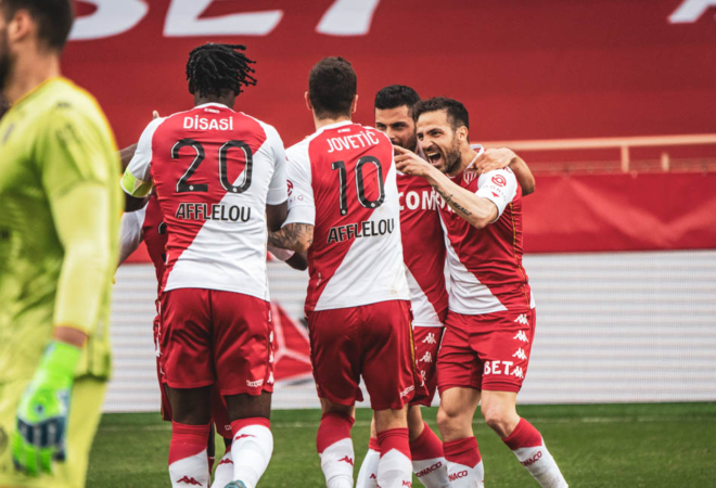 Highlights : AS Monaco 4-0 FC Metz
