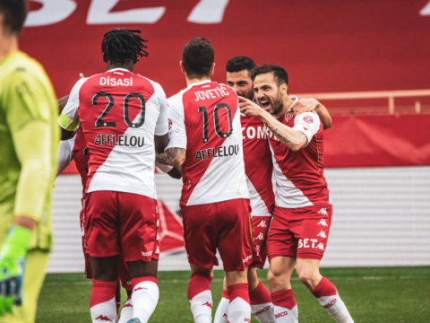 AS Monaco outclass Metz to win the first round