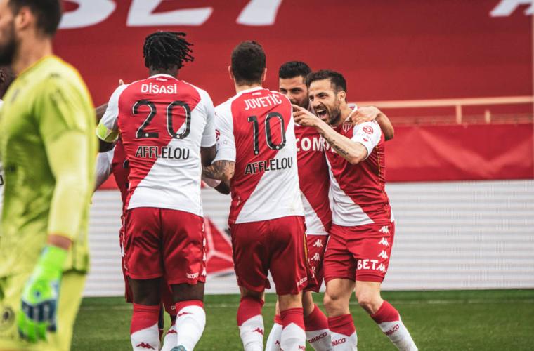 L'AS Monaco surclasse Metz et s'offre la première manche