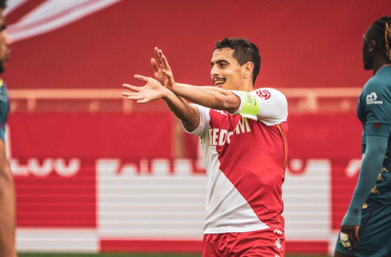 Wissam Ben Yedder MVP by IQONIQ face à Metz