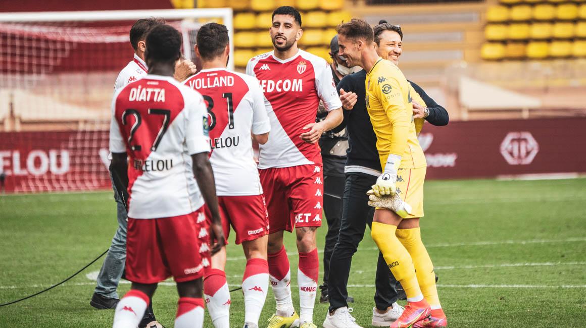 How AS Monaco became a defensive juggernaut