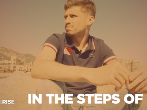 In the steps of Caio Henrique - #Time2Rise