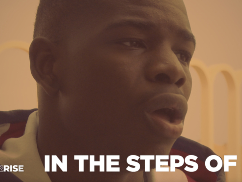 In the steps of... Eliot Matazo - #Time2Rise