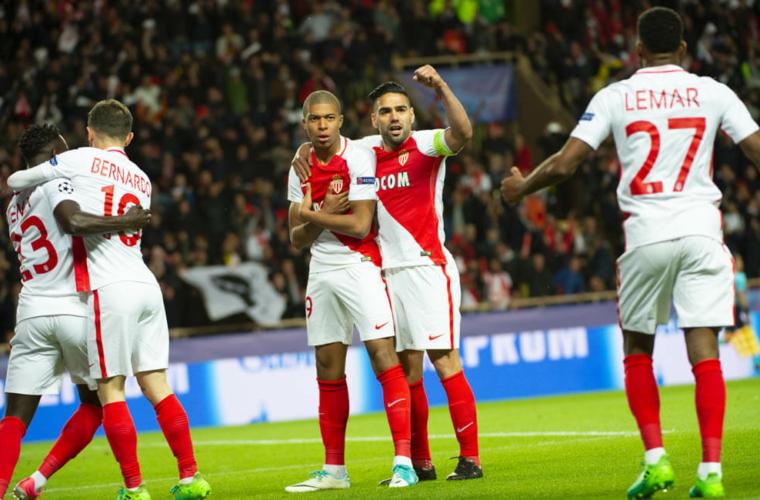 Quand l'AS Monaco surclassait le Borussia Dortmund