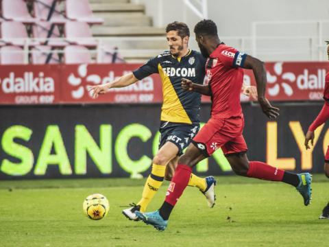 Jour de match retour face au Dijon FCO