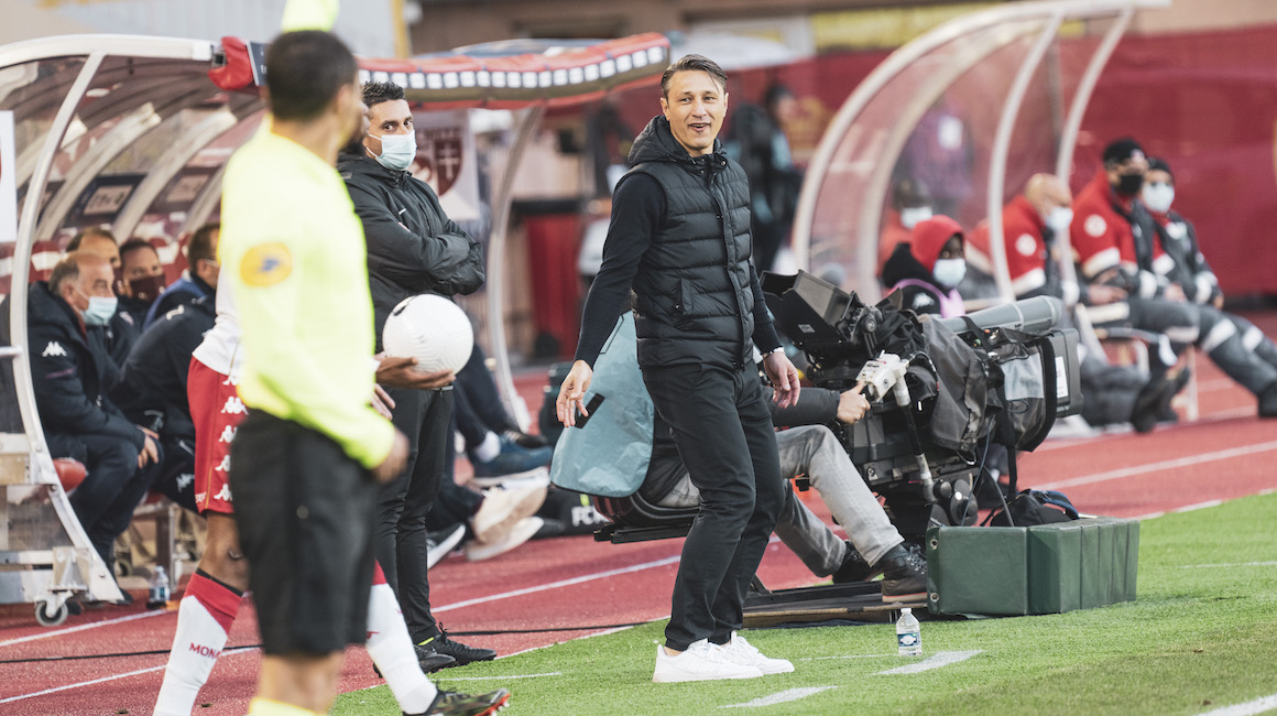 "Niko Kovac : ""Je veux gagner tous les matchs"""