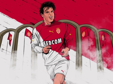 "Fernando Morientes: ""In this jersey, I had my best season"""