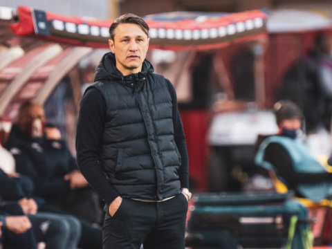 "Niko Kovac: ""We want to confirm our place in Europe as quickly as possible"""