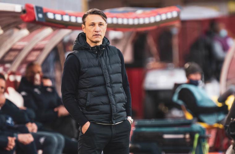"""Niko Kovac: """"Queremos confirmar nosso lugar na Europa o mais rápido possível"""""""