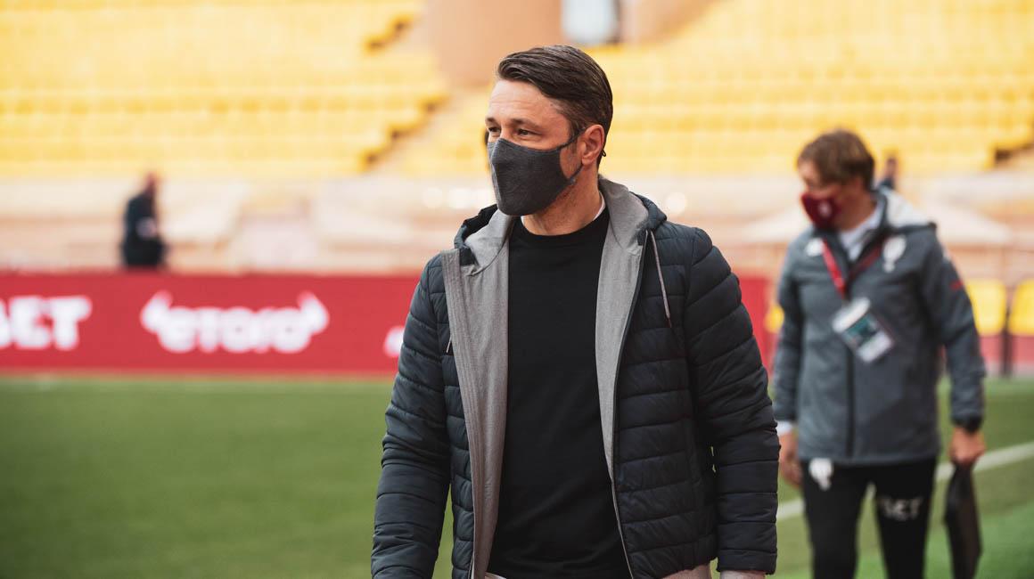"""Niko Kovac: """"Queremos continuar na batalha"""""""