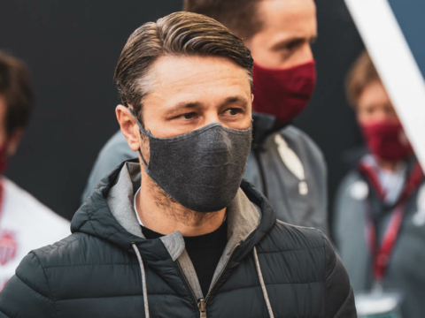 "Niko Kovac: ""We have to respect our opponent"""