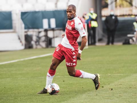 Djibril Sidibé a fêté sa 140e avec l'AS Monaco en Gironde
