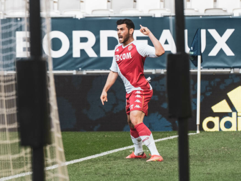 L1 : Girondins de Bordeaux 0-3 AS Monaco