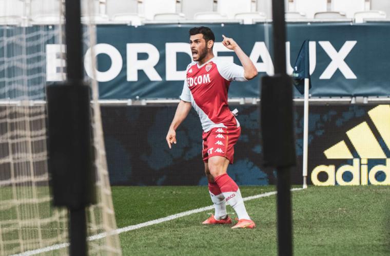 L1 : Girondins de Bordeaux 0-3 AS Monaco
