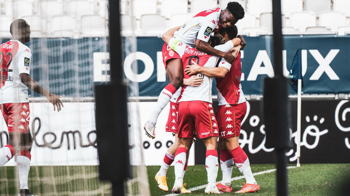 Highlights L1-J33 : Girondins de Bordeaux 0-3 AS Monaco