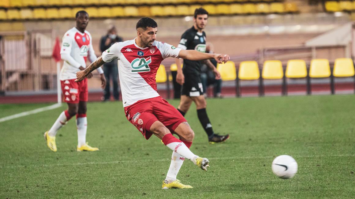 """Guillermo Maripán : """"J'aimerais gagner ce trophée avec l'AS Monaco"""""""