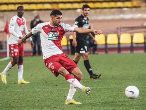 """Guillermo Maripán: """"Me gustaría ganar este título con el AS Monaco"""""""