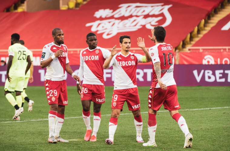 AS Monaco stay the course and claim a 20th victory against Dijon