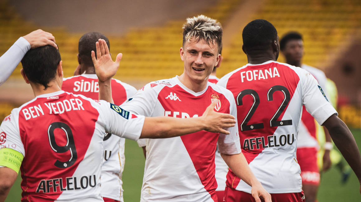 AS Monaco in 2021: The team's incredible form by the numbers