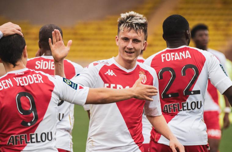 Os incríveis números do AS Monaco em 2021