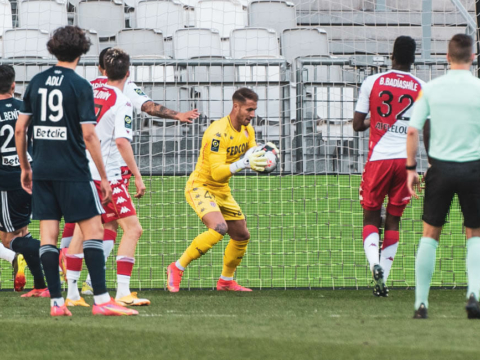 Les stats' hallucinantes de la solidité défensive de l'AS Monaco