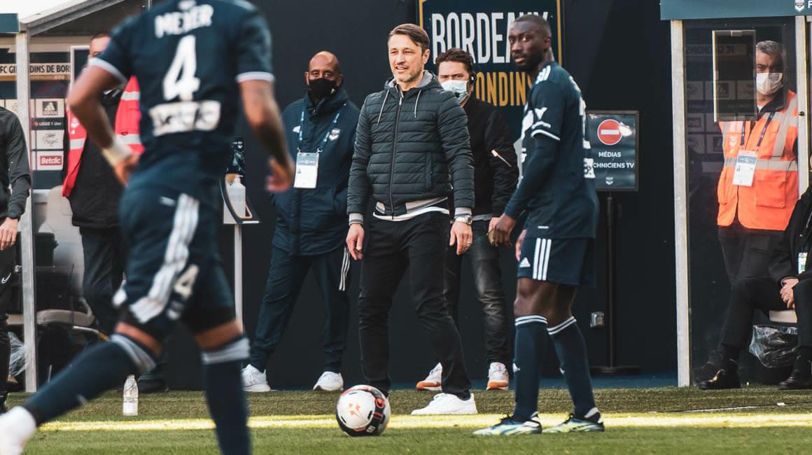 """Niko Kovac : """"J'aime le visage que montre mon équipe"""""""