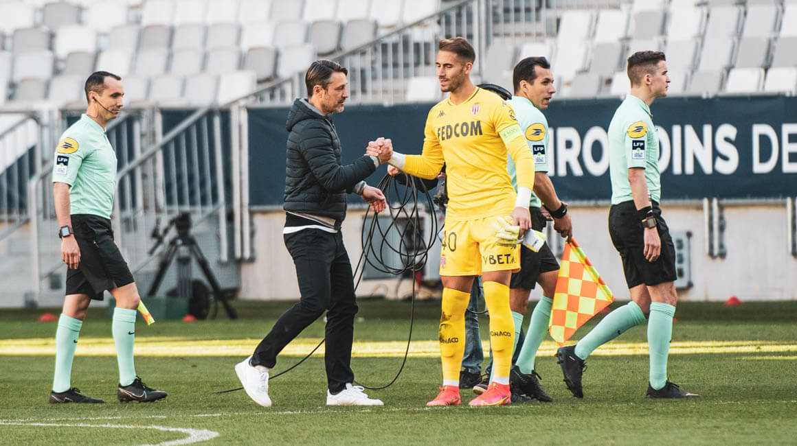 """Niko Kovac : """"On va tout faire pour aller plus haut"""""""