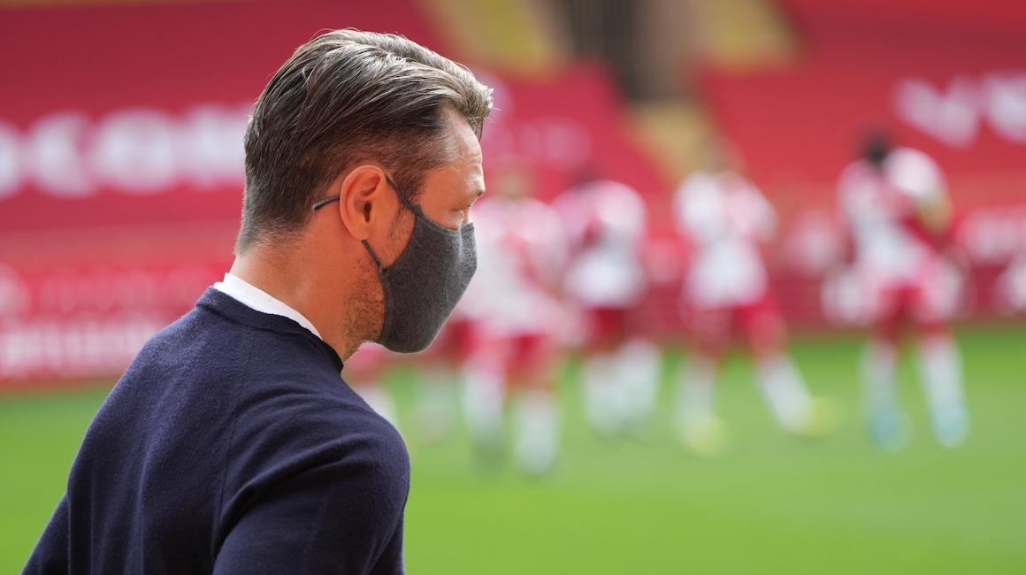 """Niko Kovac : """"Je veux dire bravo à mes joueurs"""""""
